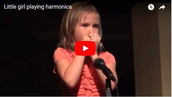 欧米のハーモニカ凄腕キッズたちの演奏動画 / Harmonica Kids Play