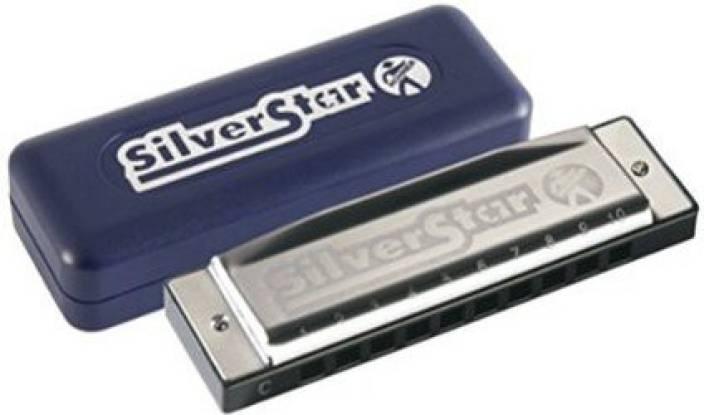 HOHNER Silver Star というハーモニカ が South Band とおそらく 同じハーモニカのようです。