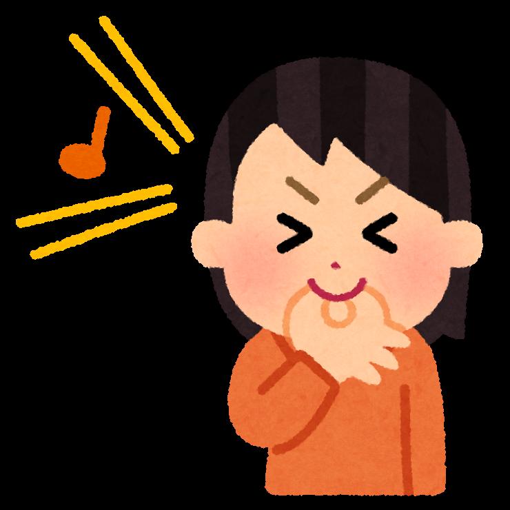 指笛を練習する事でベンドが出来ない人の気持ちを改めて知るのであった。